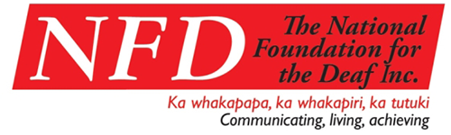 The National Foundation for the Deaf