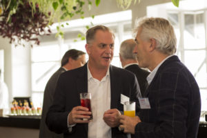Photographing A Networking Event