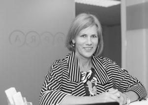 OPRA Corporate Portrait - Black and White