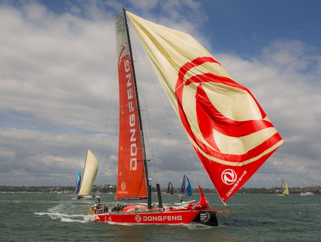 Volvo Ocean Race - Dongfeng Race Team