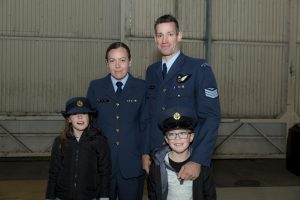 New Zealand Air Force Family Photography