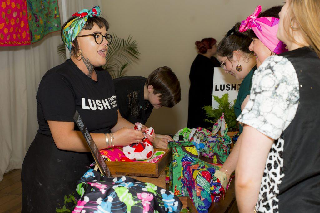 Lush Christmas Event 13