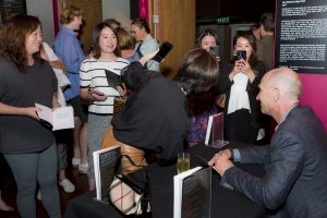 Freestyle Event Photography Book Signing